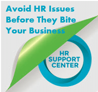Avoid HR Issues