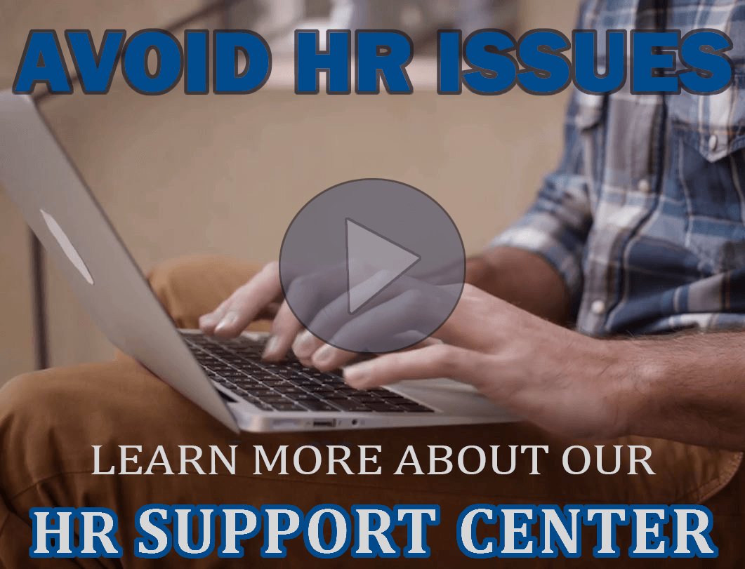 HR Support Center Legal Help From A California Attorney