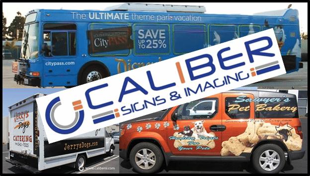 Caliber Corporate Signage Client Feature OL
