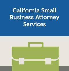 California Small Business Attorney Services